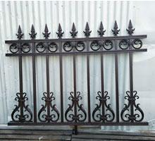 青岛胡先生铸铝围栏
