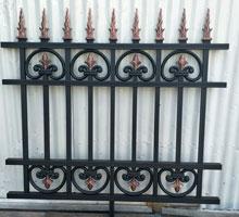 福州钱先生铸铝围栏