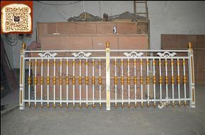 别墅配套围栏产品图