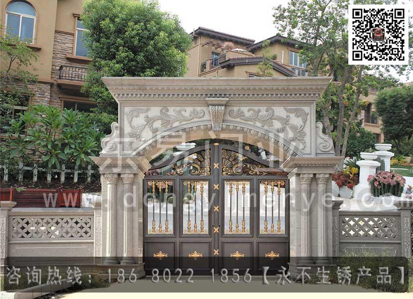 南京别墅大门