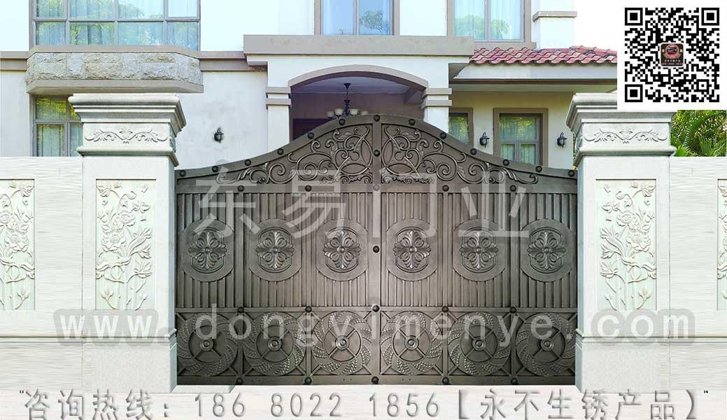 别墅屋门图片