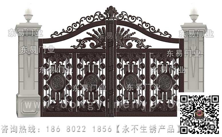 别墅大门设计图