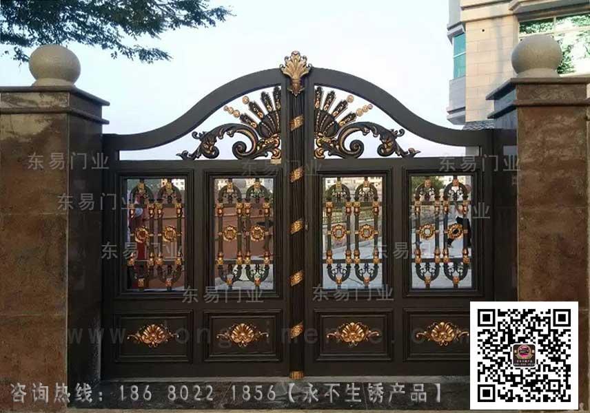 别墅围栏大门