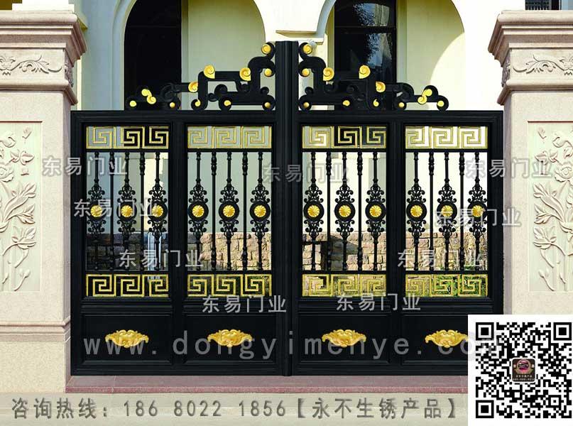 别墅二楼阳台门