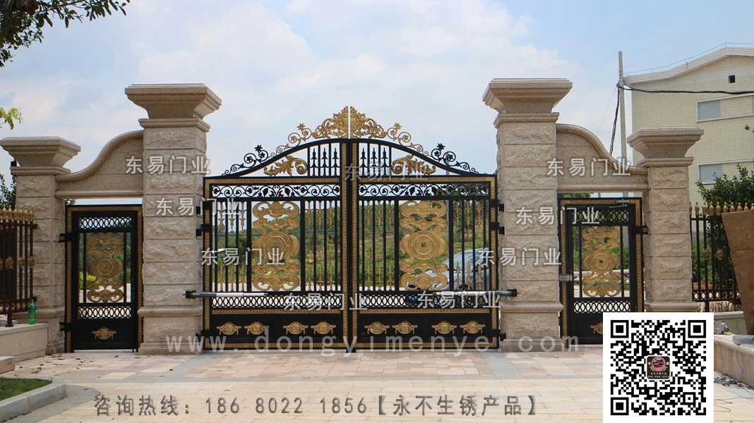 广东别墅大门