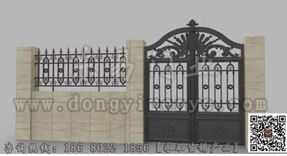 拱形古典窗户边框