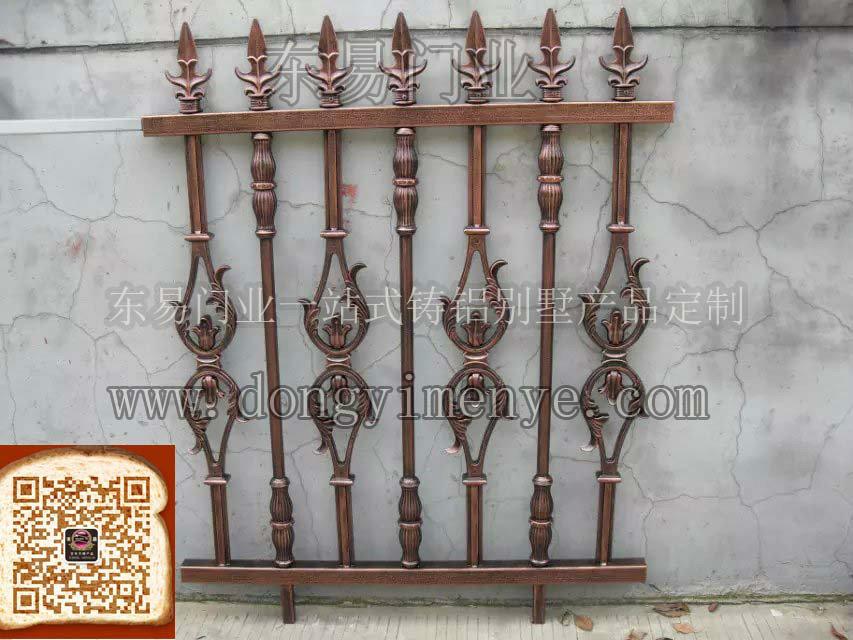 铸铝护栏围栏
